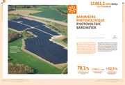 Cover Photovoltaic barometer 2010